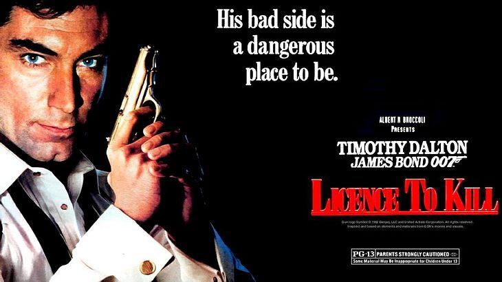 James Bond: Lizenz zum Töten (1989)