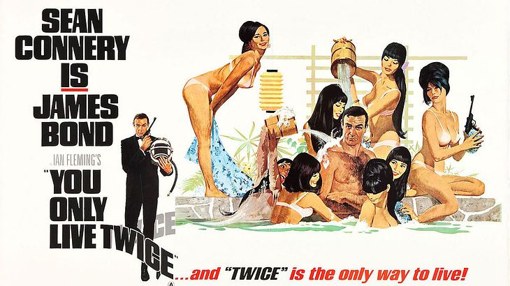 Jaems Bond: Man lebt nur zweimal (1967)
