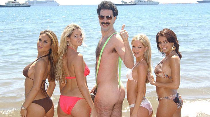 "Sacha Borat Cohen zahlt Kaution für ""Borat""-Touristen"