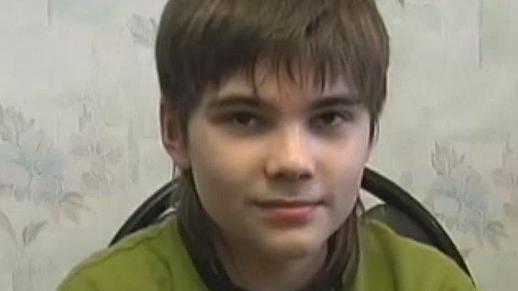 "Boris Kipriyanovich aka ""Indigo Boy"""