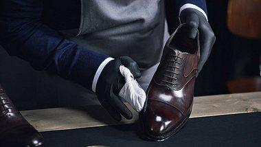 Moderne Perfektion: BOSS-Schuhe aus dem 3D-Scanner