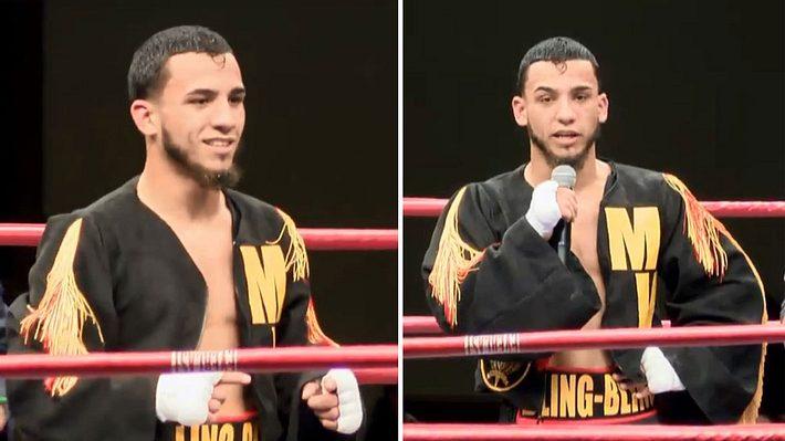 Boxer lässt nach Fight die Hosen runter - wird Viral-Sensation