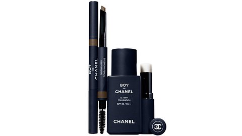 Chanel bringt erstes Make-up nur für Männer auf den Markt