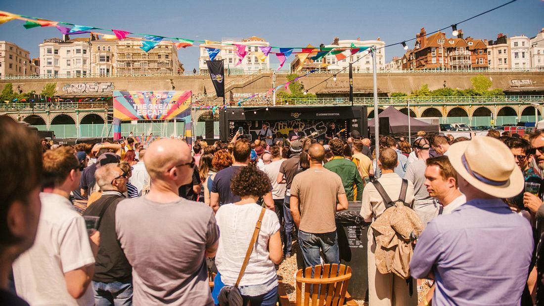 Ein Festival mit Küstenflair