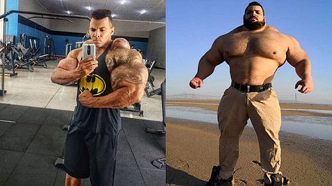 MMA-Kampf: Brasilianischer Hulk will gegen Iranischen Hulk antreten