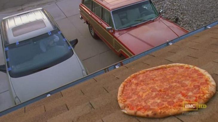 """""""Breaking Bad""""-Haus wird umzäunt, um Pizzawerfer fernzuhalten"""