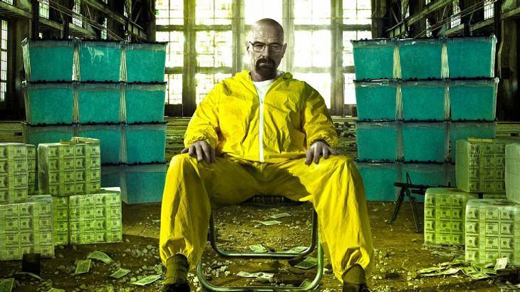 Walter White-Schauspieler Bryan Cranston zu Comeback in Better Call Saul