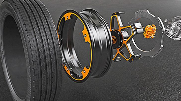 Continental: Neue High-Tech-Bremse nahezu ohne Verscheiß