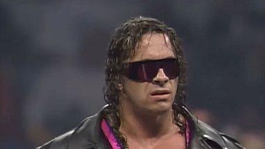 Bret Hart im Jahr 1997. - Foto: YouTube/Skcit420, WWF