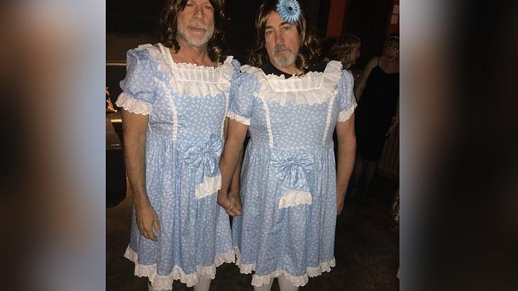 Bruce Willis macht's vor: Pärchen-Halloweenkostüme im Trend