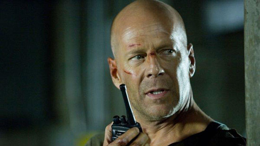 Bruce Willis, Vin Diesel, Jason Statham und The Rock - Männer mit Glatze wirken erfolgreich und potent