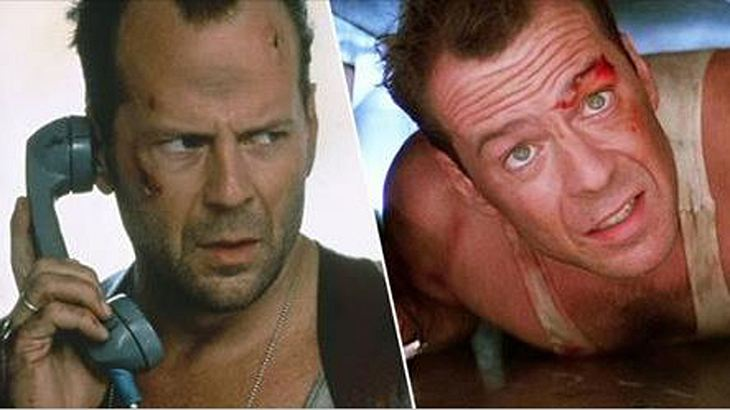 Bruce Willis spielt John McLane in Stirb Langsam 6