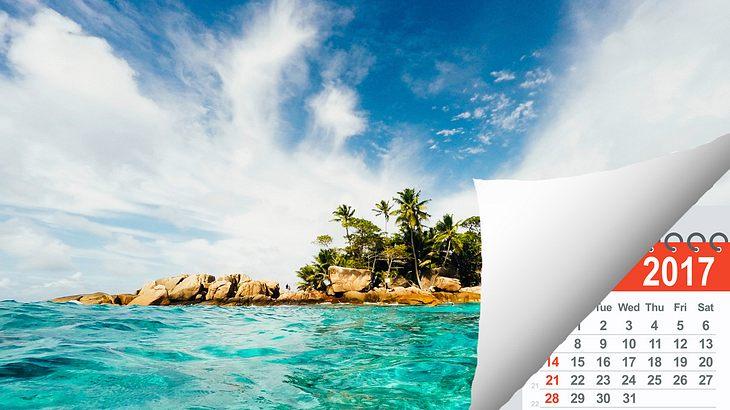 Mehr Urlaub! So holst du ALLES aus den Brückentagen 2017 heraus