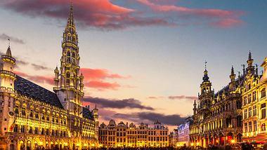 Diese Sehenswürdigkeiten in Brüssel sind ein Muss