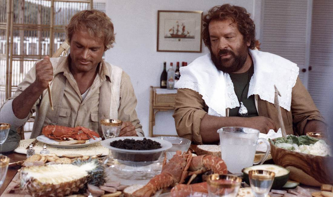 Bud Spender und Terence Hill
