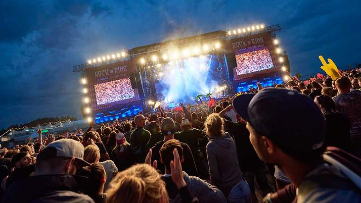 Rock am Ring Bühne