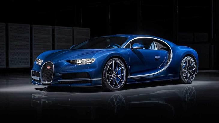 LEGO Technic bringt den Bugatti Chiron auf den Markt
