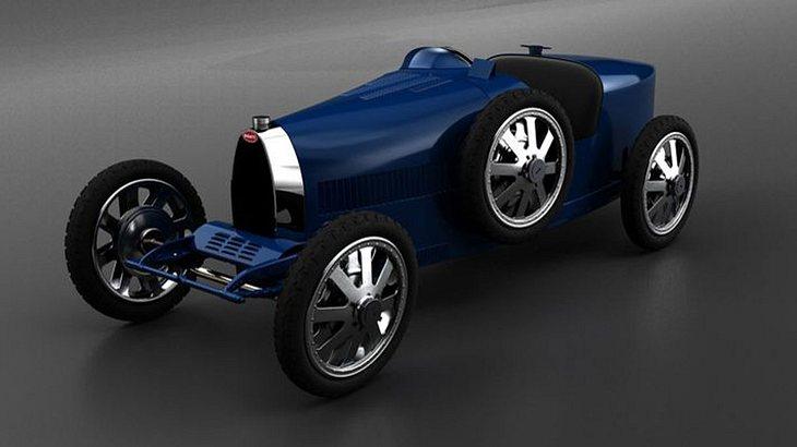 Bugatti Bebe II