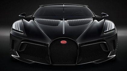 Bugatti stellt teuerstes Auto der Welt vor