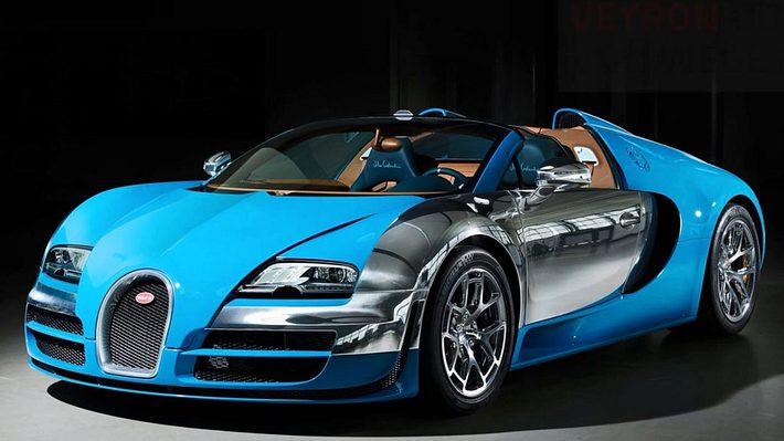 Bugatti Veyron: Ölwechsel kostet 20.000 Euro