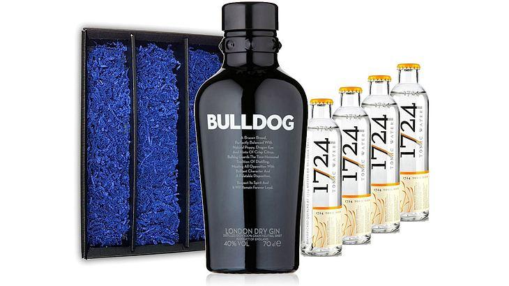 Bulldog Gin Geschenk-Set