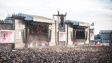 Konzertbühne in Wacken - Foto: Getty Images/ Gina Wetzler