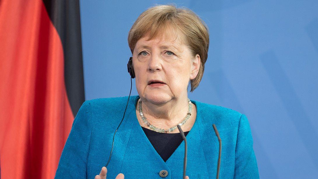 Angela Merkel - Foto: Getty Images/Pool
