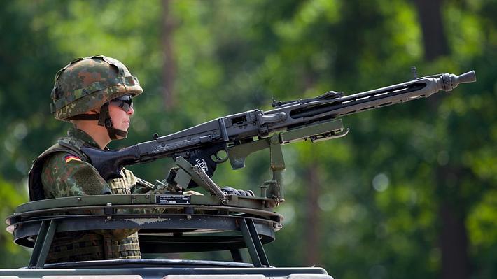 Corona: Soldaten sollen Infizierte ausfindig machen