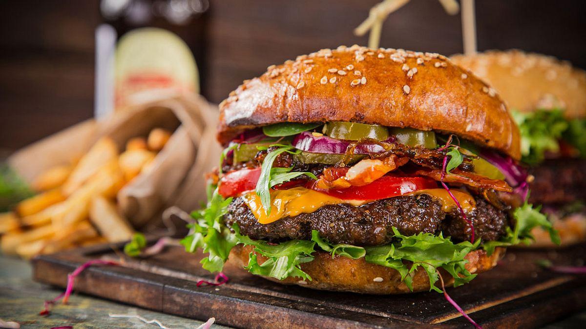 Burger grillen: Die 5 besten Rezepte für Männer