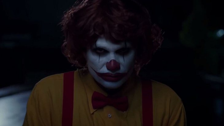Burger King: Gratis-Burger, wenn du dich als Killer-Clown verkleidest