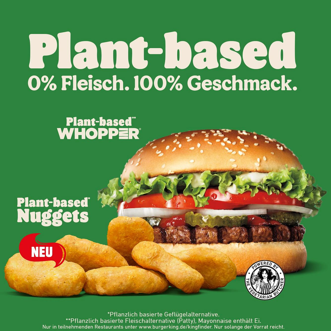 Plant based Nuggets
