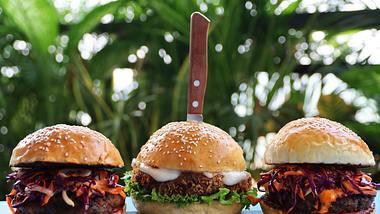 Burger  - Foto: iStock / mtreasure
