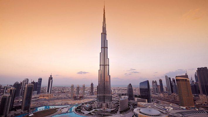 Burj Khalifa in Dubai - Foto: iStock / dblight