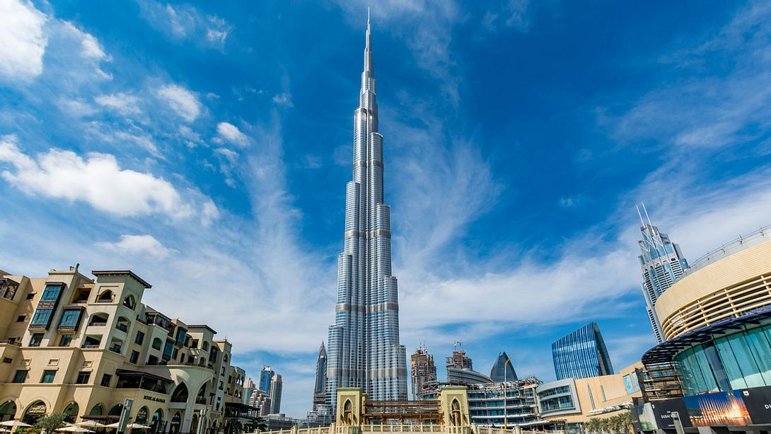 Der Buj Khalifa - Foto: iStock/FevreDream