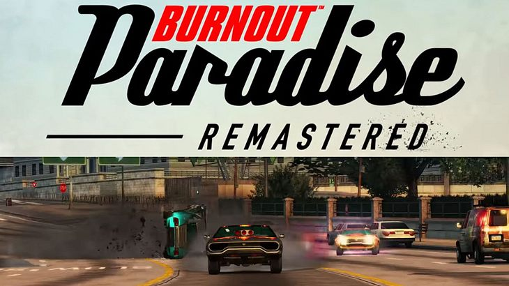 """Burnout Paradise Remastered"""