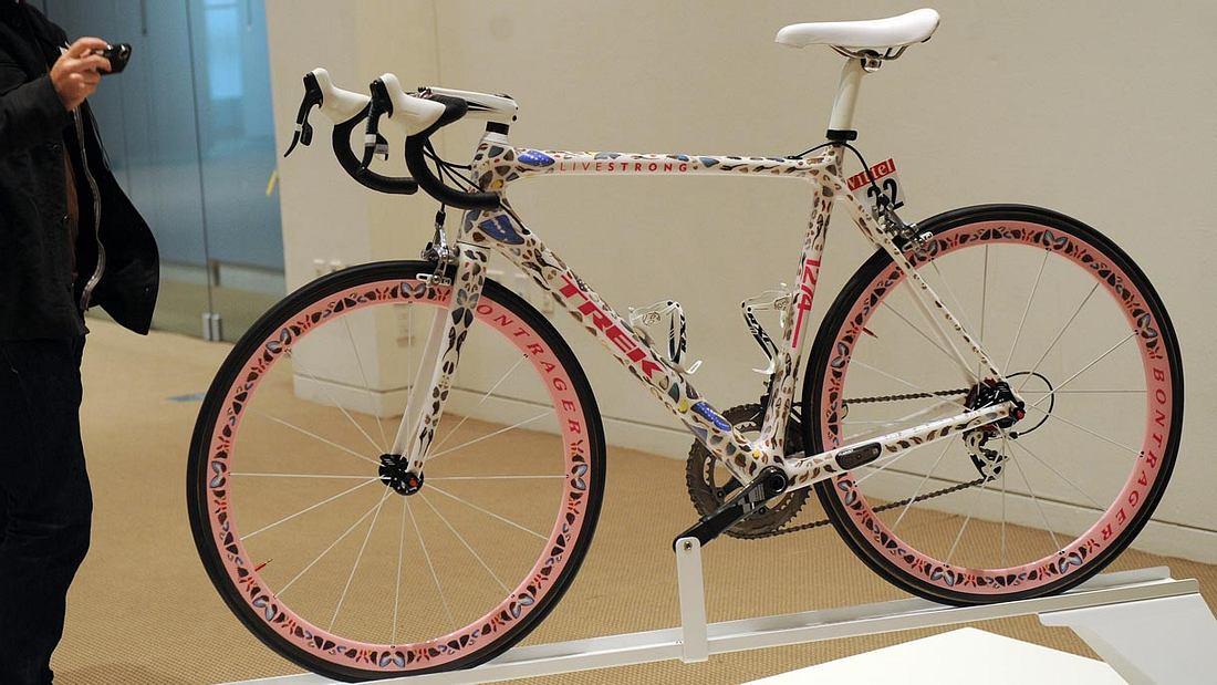 Das Butterfly ist das teuerste Fahrrad der Welt