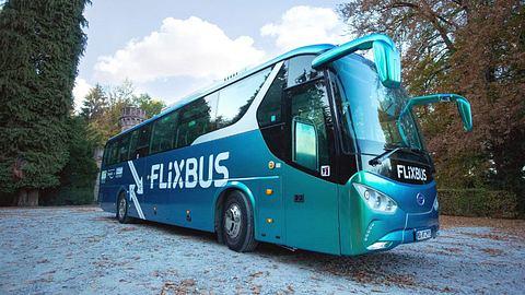 Elektro-Flixbus vom chinesischen Hersteller BYD - Foto: Flixbus