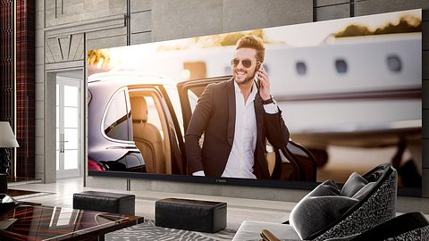 C Seed 262 UHD: Der größte 4K-TV der Welt kostet eine halbe Million Euro - Foto: C Seed