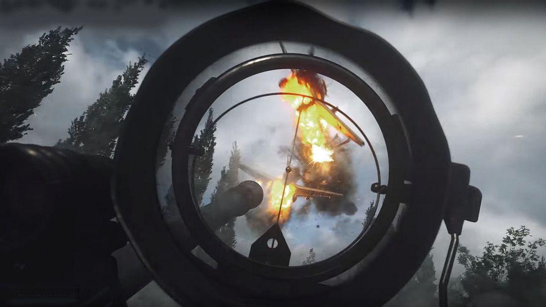 Der Trailer von Call of Duty WW2