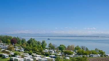 Das sind die schönsten Wohnmobil-Stellplätze am Bodensee