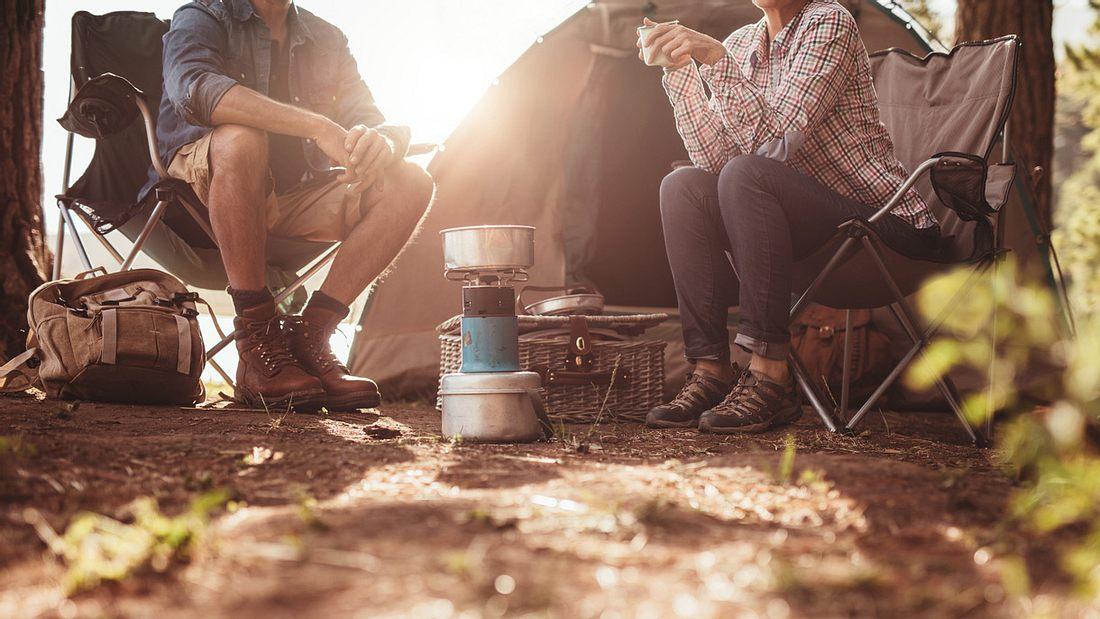 Für Outdoorfreunde