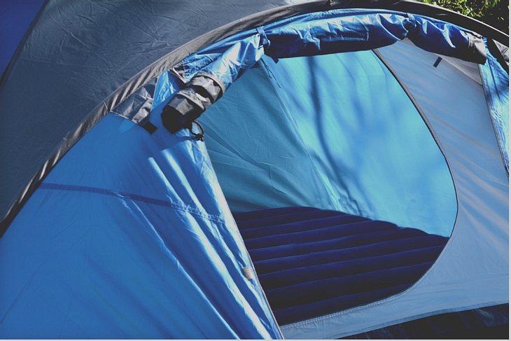 Luftmatratze fürs Camping: Die besten Modelle im Überblick