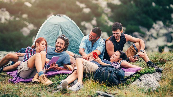 Für Leute mit Liebe zum Campen
