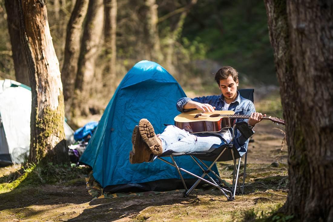 Faltbare Campingstühle: Die besten Modelle im Überblick