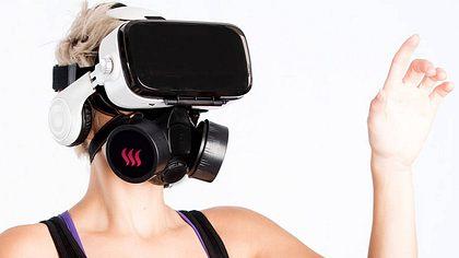 Ab sofort  kann man Virtual-Reality-Pornos riechen