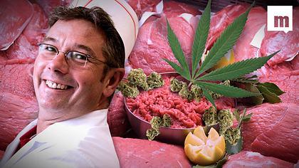 Wie wärs mit Weed-Hack? - Foto: iStock/ Montage Männersache