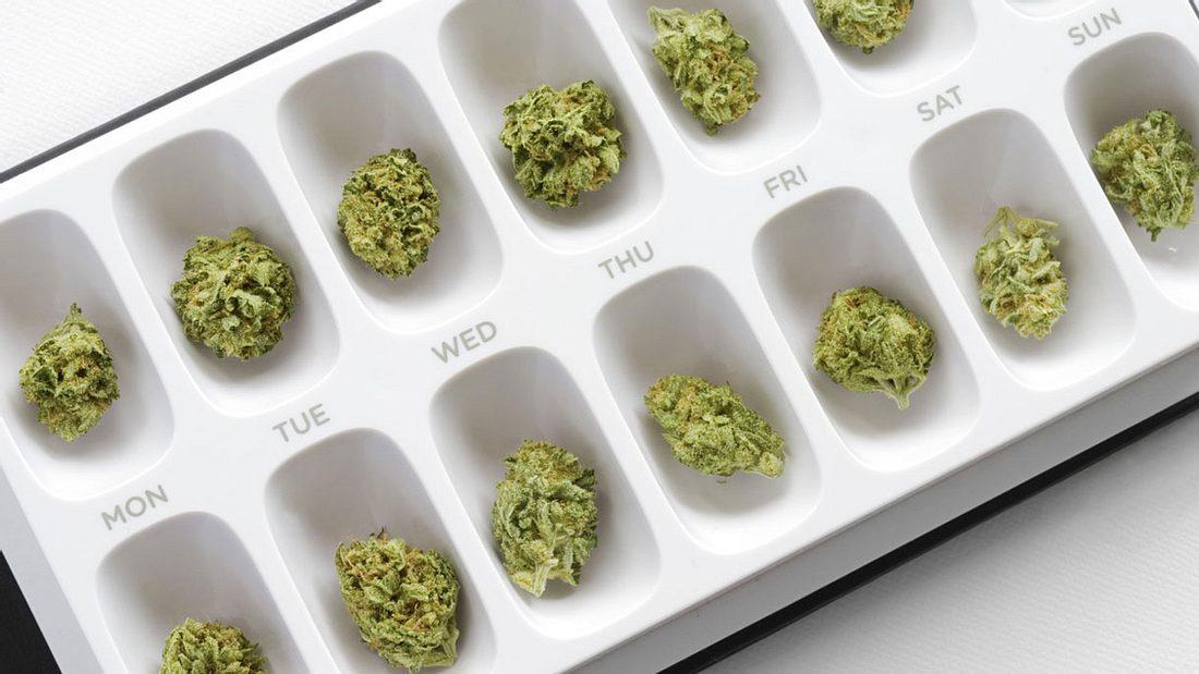 Beschluss des Bundestags: Cannabis gibt's in Deutschland künftig auf Rezept