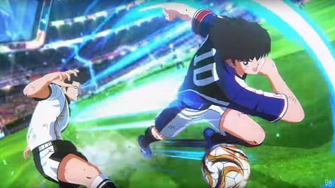 Captain Tsubasa: Rise of New Champions - Foto: YouTube / PlayStation