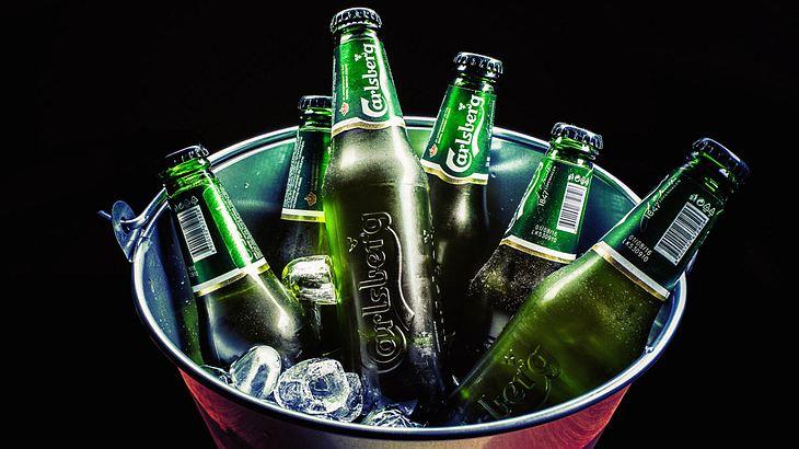 Der beste Job der Welt? Carlsberg bietet Geld fürs Bier trinken