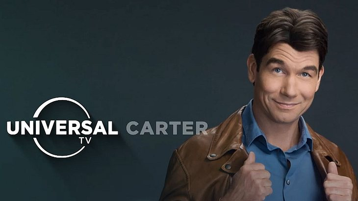 "Neue Crime-Comedy ""Carter"" auf Universal TV."